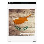Bandera de madera vieja de Chipre; Mando Delgado Skins