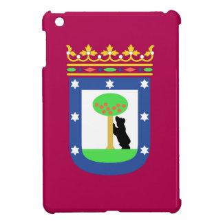 Bandera de Madrid España (ciudad)