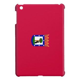 Bandera de Madrid iPad Mini Protectores