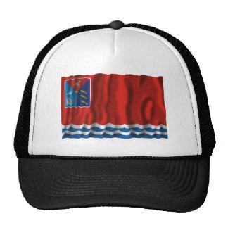 Bandera de Magadan Oblast Gorros