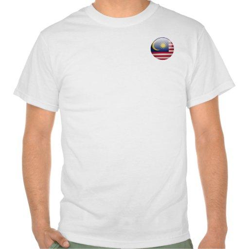 Bandera de Malasia Camiseta