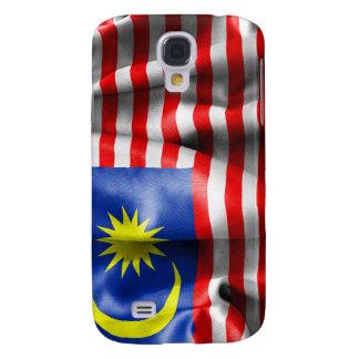 Bandera de Malasia Funda Para Galaxy S4