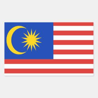 Bandera de Malasia Rectangular Altavoz