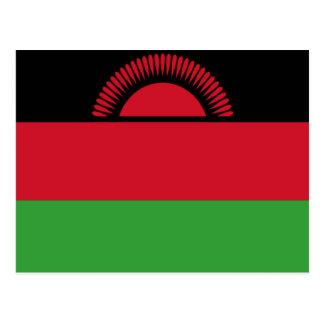 Bandera de Malawi Postal
