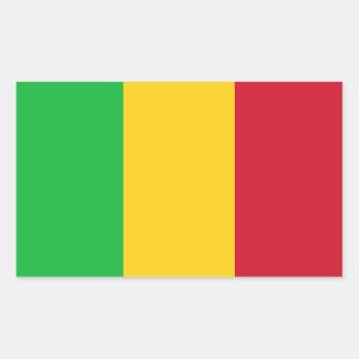 Bandera de Malí Rectangular Altavoces