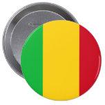 Bandera de Malí Pin