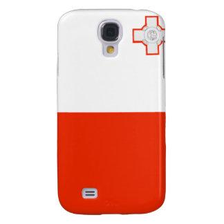 Bandera de Malta Funda Para Samsung Galaxy S4
