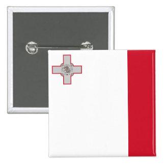 Bandera de Malta, Malta Pins