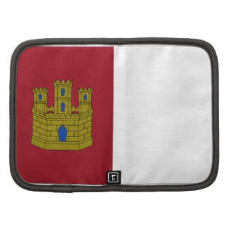 Bandera de Mancha del La de Castilla (España) Organizador