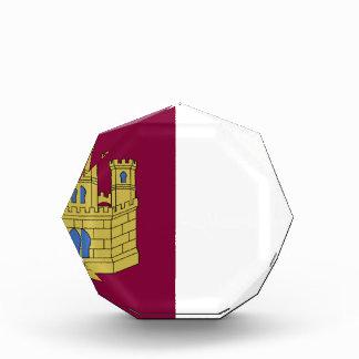 Bandera de Mancha del La de Castilla España