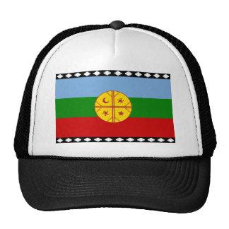 Bandera de Mapuche Gorra