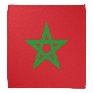 Bandera de Marruecos Bandanas