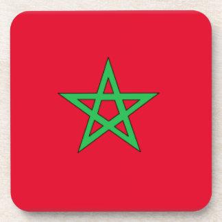 Bandera de Marruecos Posavasos