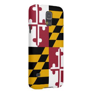 Bandera de Maryland Carcasa De Galaxy S5
