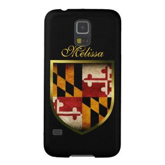 Bandera de Maryland Carcasa Para Galaxy S5