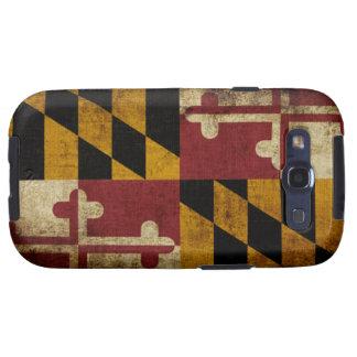 Bandera de Maryland Samsung Galaxy S3 Cobertura