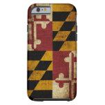 Bandera de Maryland Funda De iPhone 6 Tough