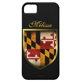 Bandera de Maryland Funda Para iPhone SE/5/5s