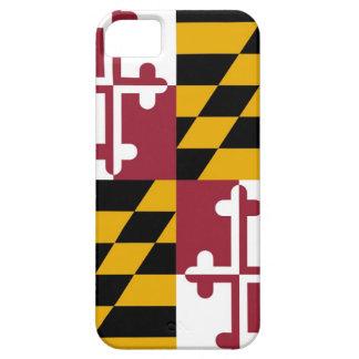 Bandera de Maryland iPhone 5 Carcasas