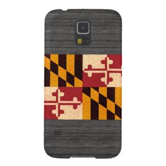 Bandera de Marylander del modelo del vintage Carcasa De Galaxy S5