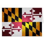 Bandera de Marylander Felicitaciones