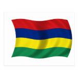 Bandera de Mauricio Postales