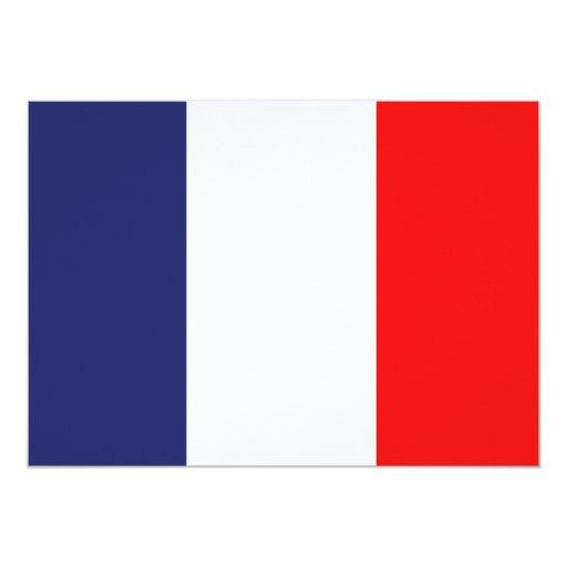 """Bandera de Mayotte Invitación 5"""" X 7"""""""