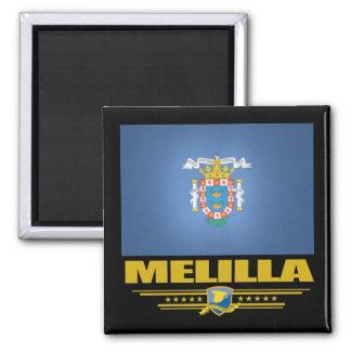 Bandera de Melilla Iman