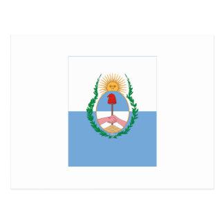 Bandera de Mendoza Postales