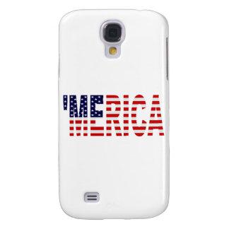 'Bandera de MERICA los E.E.U.U. Funda Para Galaxy S4