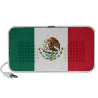 Bandera de México Altavoz De Viajar
