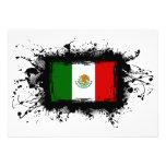Bandera de México Anuncio