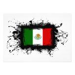 Bandera de México Anuncios Personalizados