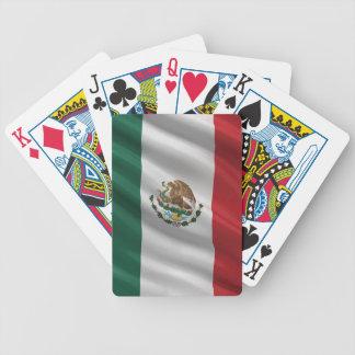 Bandera de México Baraja