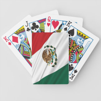 Bandera de México Baraja De Cartas