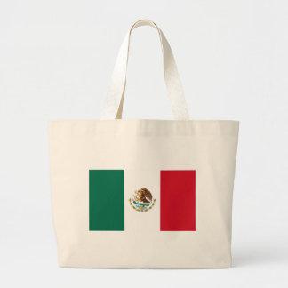 Bandera de México Bolsa De Mano