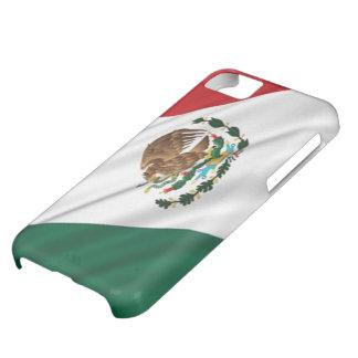 Bandera de México Carcasa iPhone 5C
