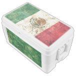 Bandera de México Cofre De Hielo