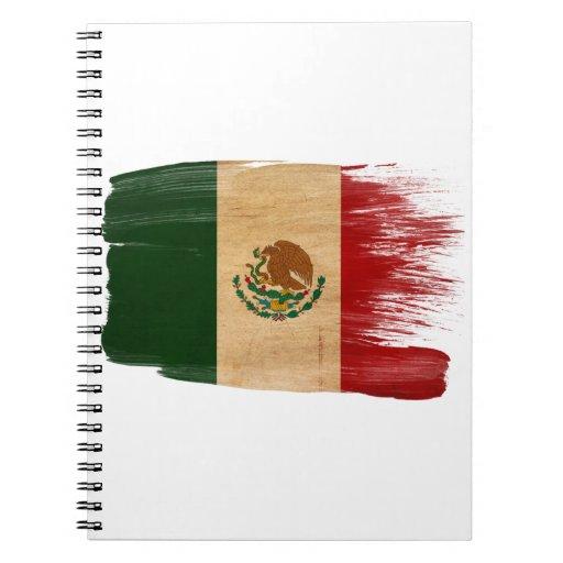 Bandera de México Cuadernos
