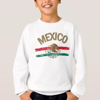 Bandera de México del mexicano Polera