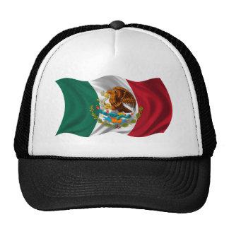 Bandera de México, escudo de armas Gorro