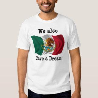Bandera de México, escudo de armas, también Playeras