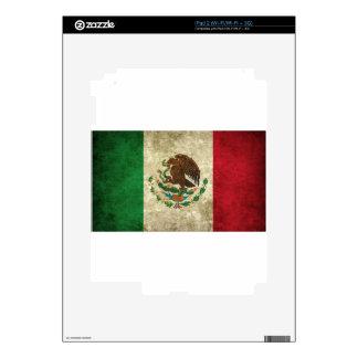 Bandera de México - Flag of Mexico Skins For iPad 2