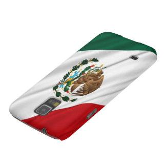 Bandera de México Carcasas De Galaxy S5