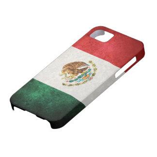Bandera de México iPhone 5 Case-Mate Funda