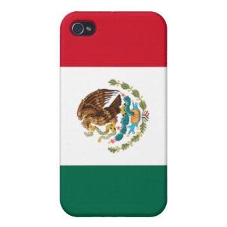 Bandera de México iPhone 4 Protector