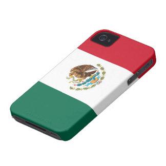 Bandera de México iPhone 4 Cobertura