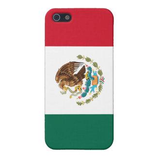 Bandera de México iPhone 5 Carcasas