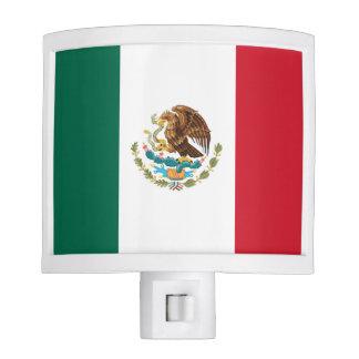 Bandera de México Luces De Noche
