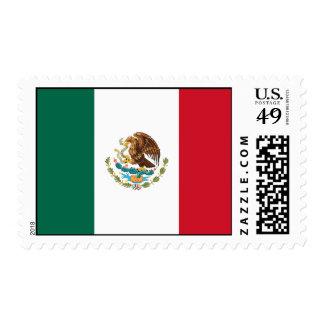 Bandera de México Sellos